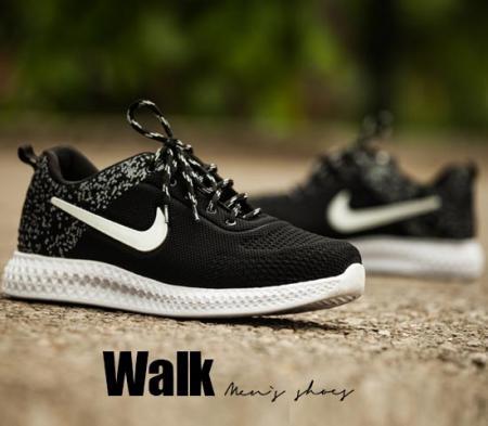 کفش مردانه nike مدل walk (مشکی)